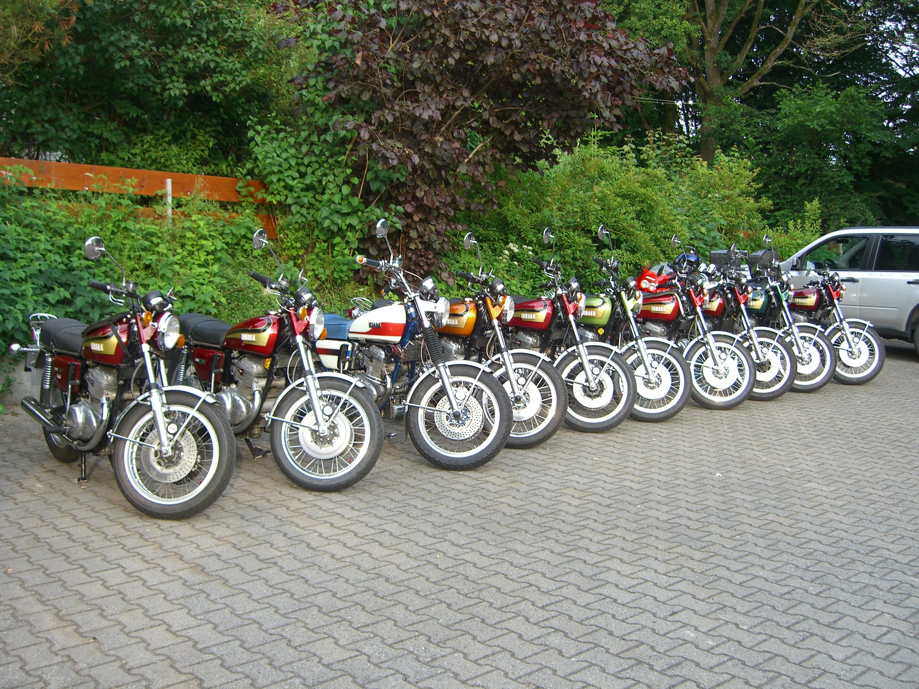 TX - Treffen 2009 in Wiesen / Deutschland
